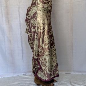 Fornarina Shimmery light weight skirt 8